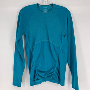 Title Nine Athletic Shirt Turquoise